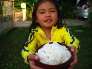 おいしいお米をみなさまの食卓へ