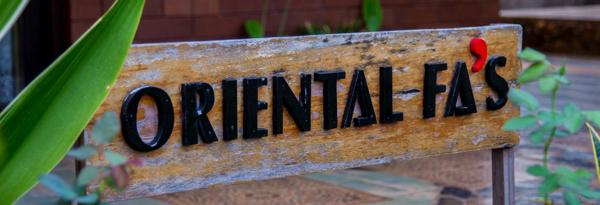 ORIENTAL FA'S